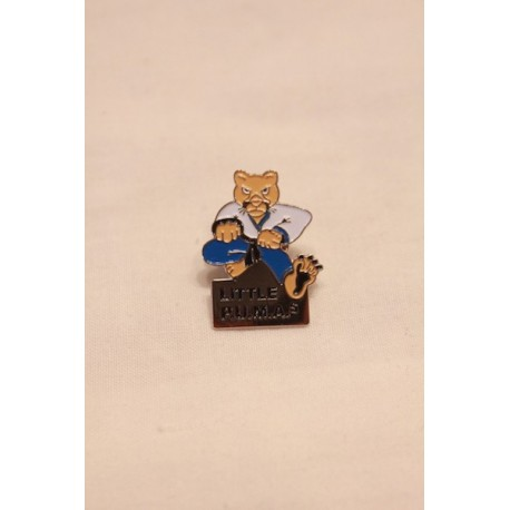 Little Puma Pin Badges